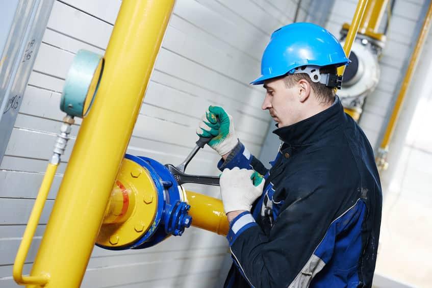 Przegląd instalacji gazu
