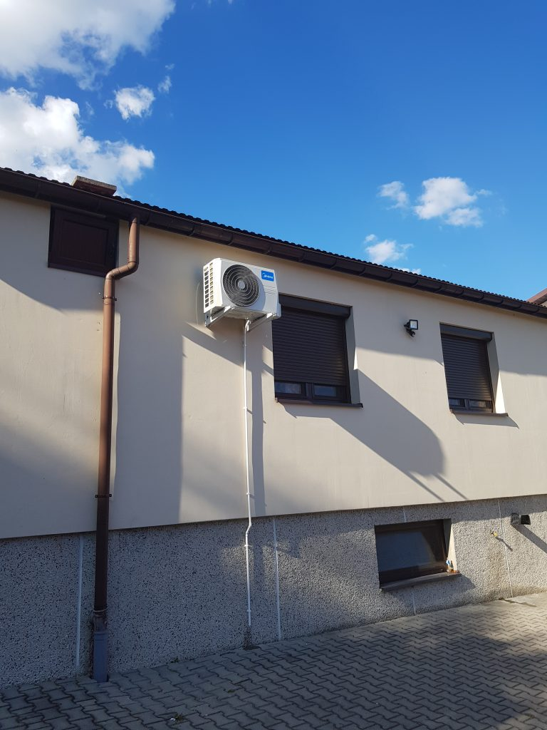 Montaż klimatyzacji - Wojakowa